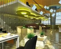CADI-006: 100 hồ sơ thi công nhà hàng, quán ăn.