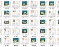 25 mẫu nhà cấp 4 nông thôn