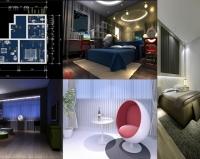 E-002: 1 căn hộ nhỏ – 800 phương án