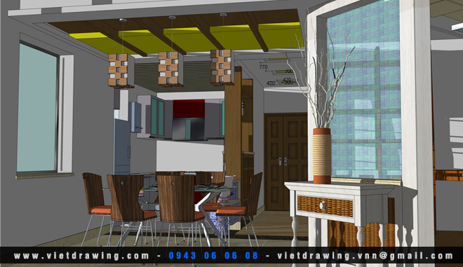 SU-032: Sketchup interior Vol.5 (2016)