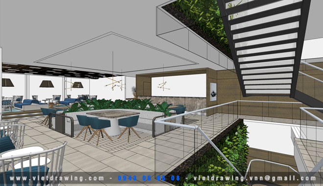 SU-037: Sketchup interior vol.6 (2017)