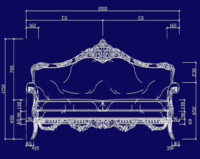 CADI-016: 10.000 CAD FURNITURE VOL.3 (CLASSIC + MODERN)