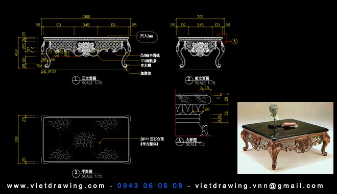 CADI-021: 14.000 CAD FURNITURE – VOL.6 ( MODERN & CLASSIC)