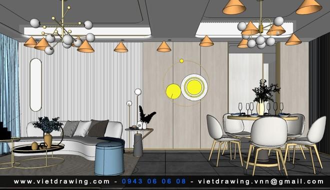 SU046 – SKETCHUP INTERIOR VOL.9 (ENSCAPE & VRAY) (2021)