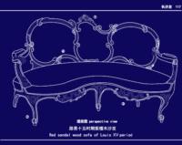 CADD ① : Autocad đồ nội thất châu Âu, nhà Minh, Thanh